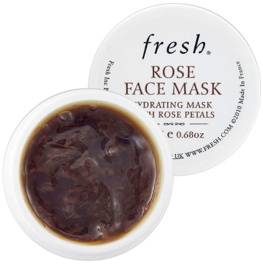 Fresh Rose Face Mask 100ml. มาส์กที่มีส่วนผสมหลักจากสารสกัดบริสุทธิ์จากดอกกุหลาบสายพันธุ์ Rosa Centifolia ที่ช่วยให้ผิวมีสุขภาพดี พร้อมด้วยสารสกัดจากแตงกวาและว่านหางจระเข้ที่ช่วยสมานผิวและให้ความรู้สึกเย็นสดชื่น