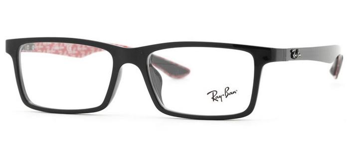 RayBan RX8901F 2000 TECH | CARBON FIBRE
