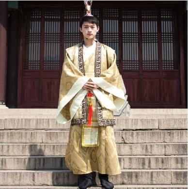 ชุดขุนนางจีน