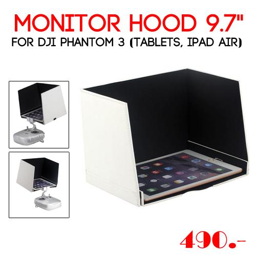 "Monitor Hood 9.7"" for DJI Phantom 3 (Tablets, iPad Air)"