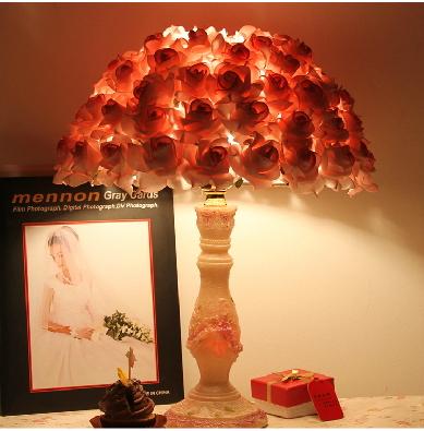 โคมไฟดอกไม้