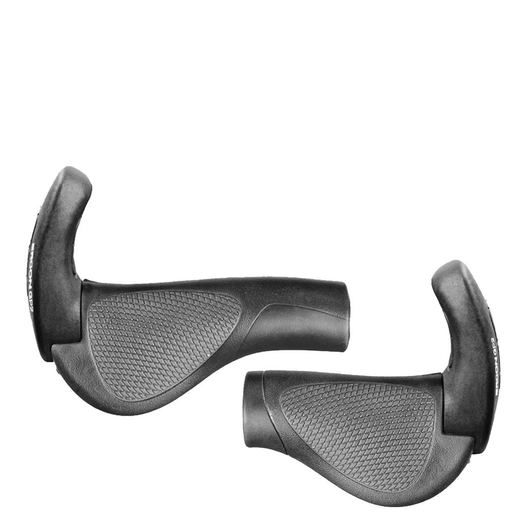 Ergon GR2 Bar Ends Standard - L For Rohloff/Nexus