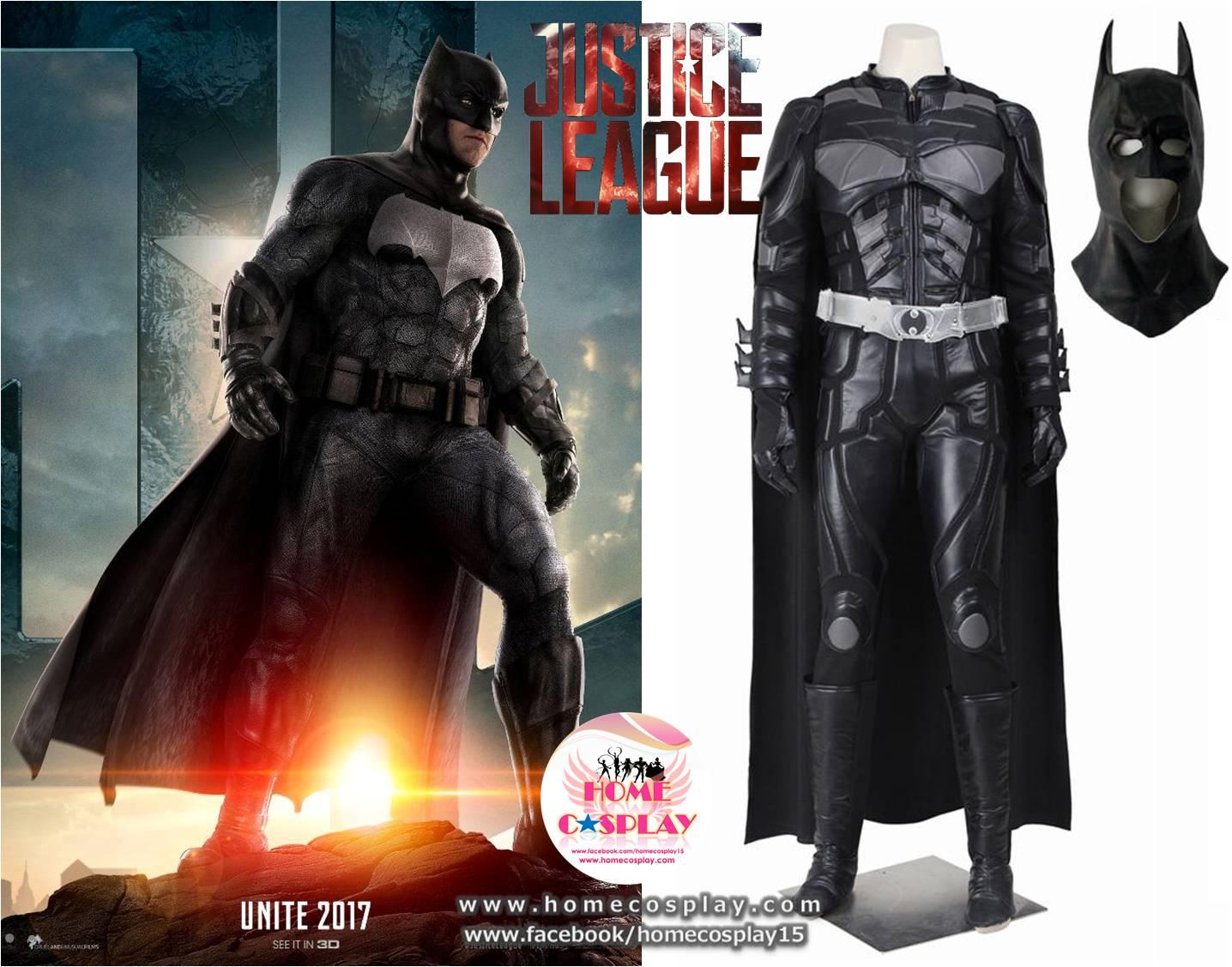 Super Premium Set: ชุดชุดแบทแมน ฺBatman - Justice League