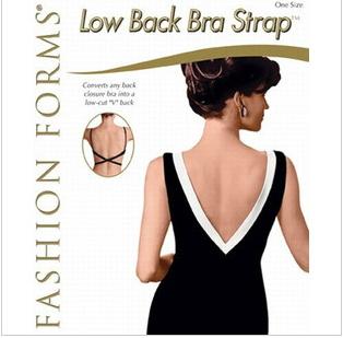 สายบราสำหรับเสื้อโชว์แผ่นหลัง low back bra strap