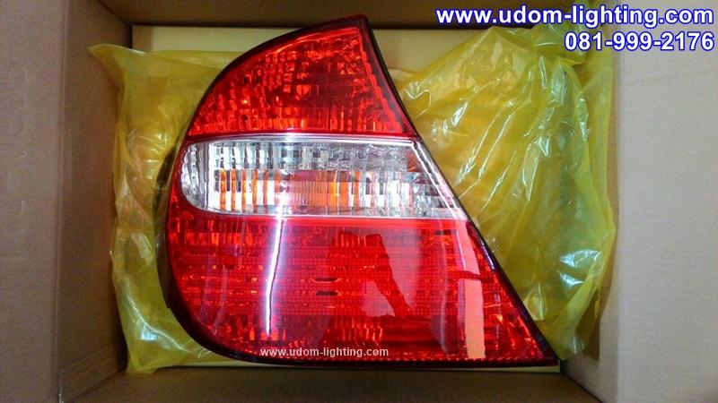 เสื้อไฟท้าย CAMRY (แคมรี่) ACV30 (2สี) / Tail light