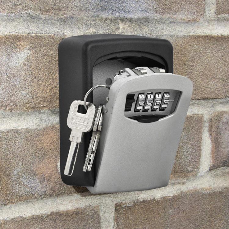 กล่องนิรภัยสำหรับเก็บกุญแจ