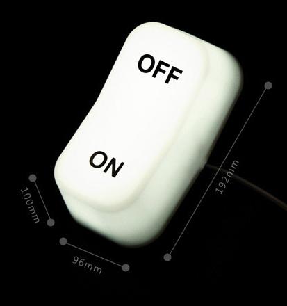 โคมไฟ on off