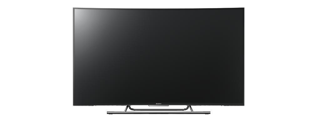 Sony 4K Curved LED TV ขนาด 55 นิ้ว รุ่น KD-55S8500C