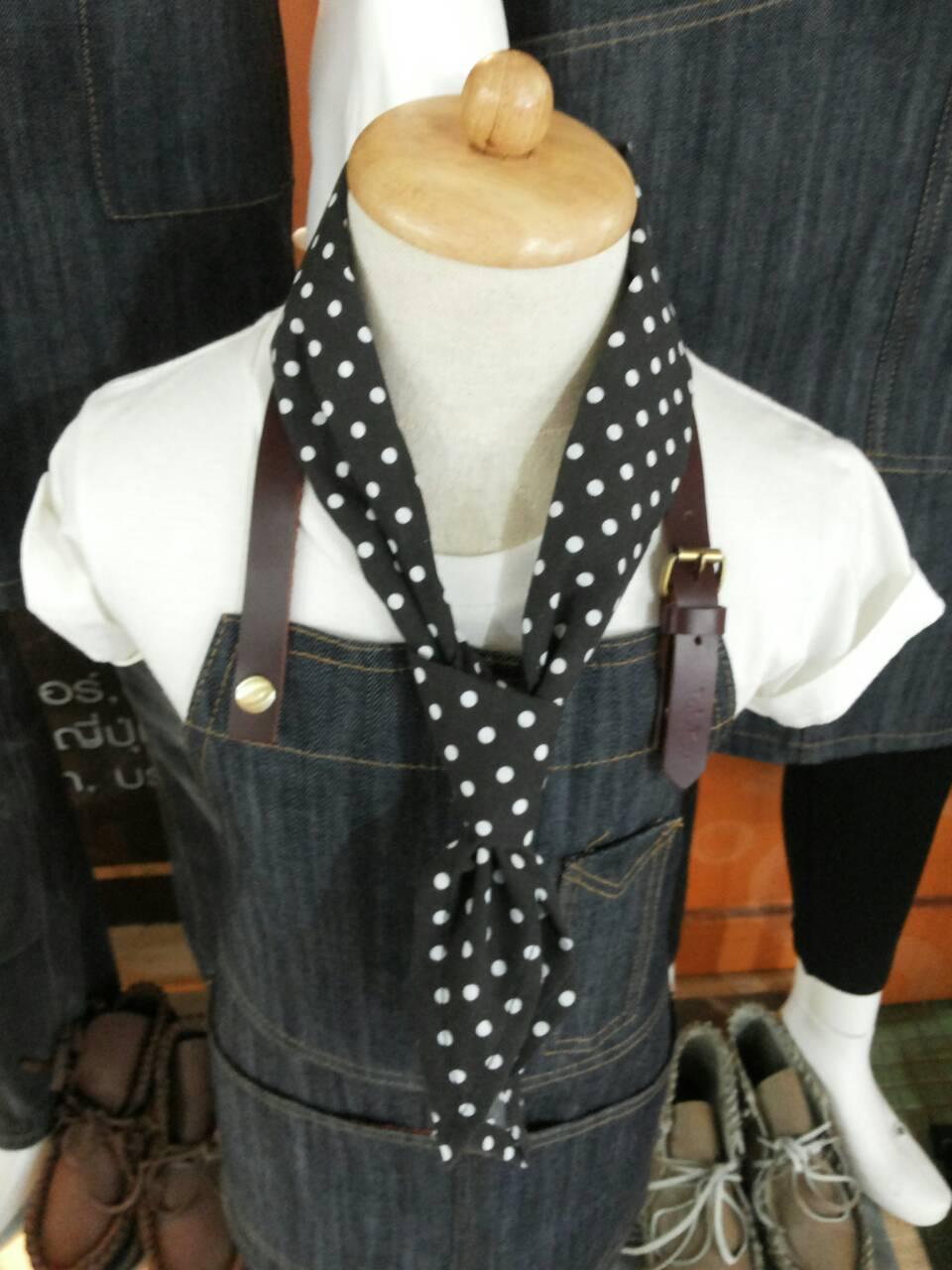 ผ้าพันคอ คุณภาพดี ราคาถูก รุ่น Muk Scarf 001