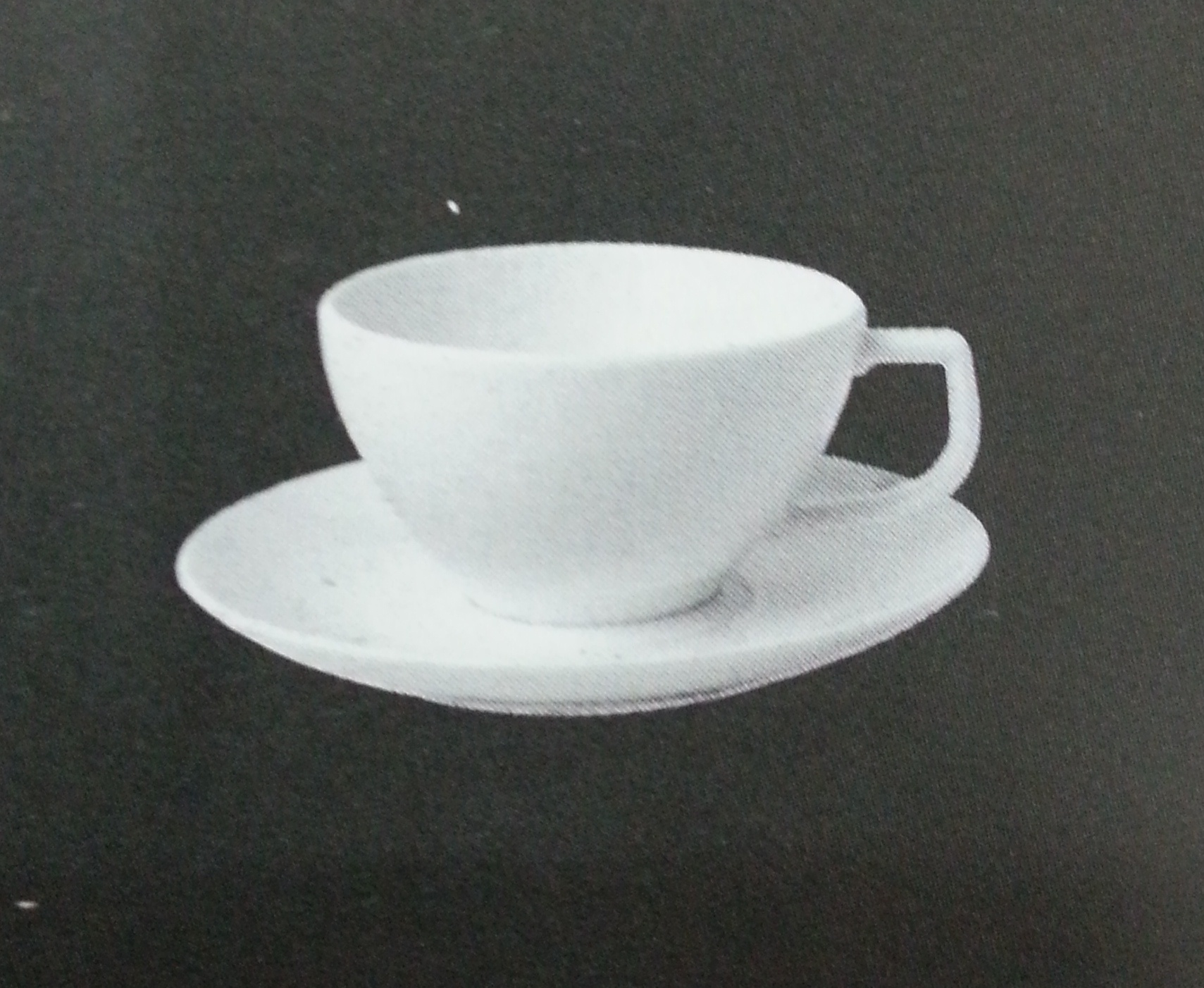 TEA CUP Code : P 7321 COFFEE CUP SAUCER Code : P 7315/A