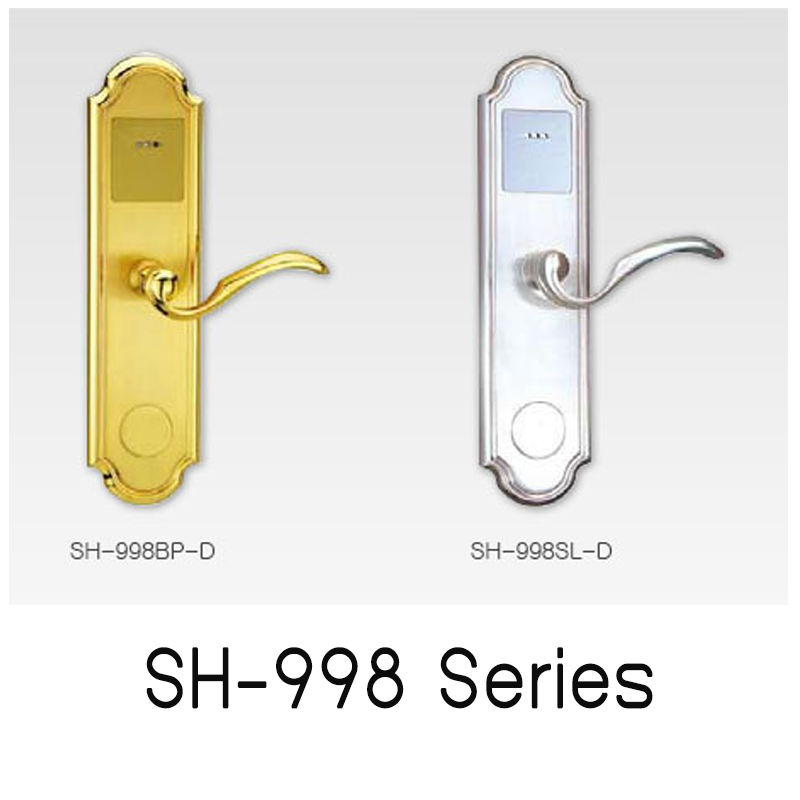 DIGITAL DOOR LOCK SH-998 RF Card Lock 287 x 73 x 11 mm.
