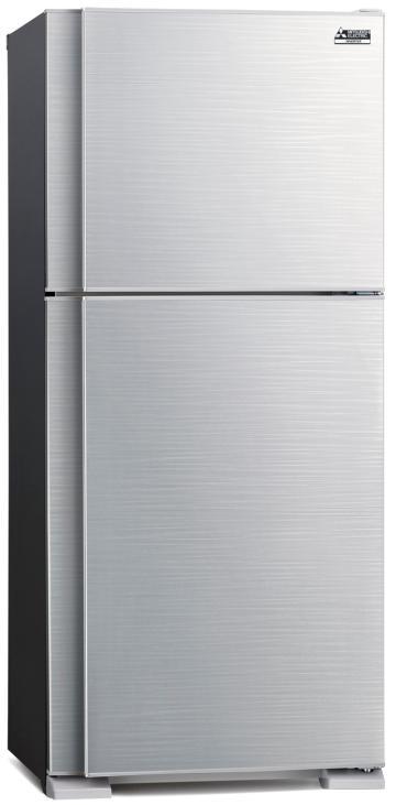 Mitsubishi ตู้เย็น 2 ประตู 13.4 คิว INVERTER รุ่น MR-F41EH-SLW (สีเงิน)