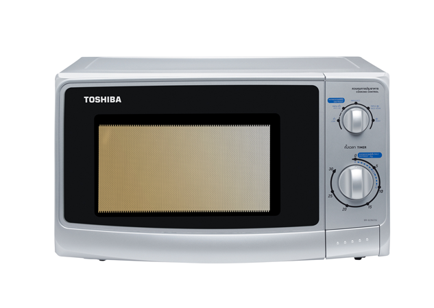 Toshiba เตาอบ ไมโครเวฟ 23 ลิตร รุ่น ER-G23SC สีเงิน
