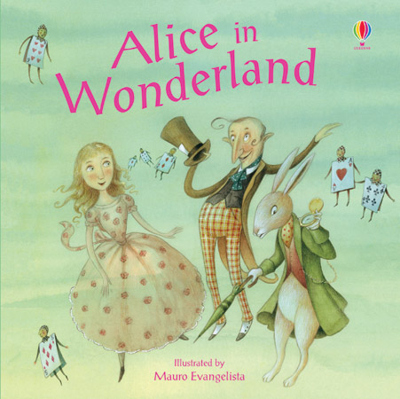 Alice in Wonderland (Usborne)