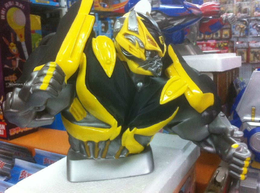 กระปุกออมสิน Transformers