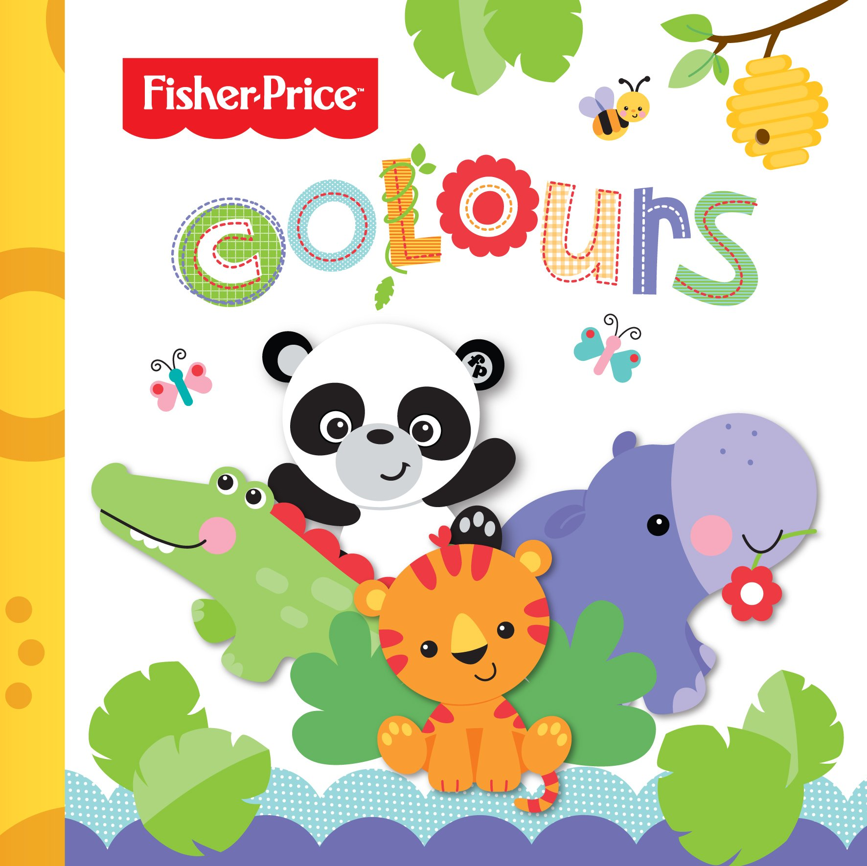Fisher Price Tiny Touch : Colours