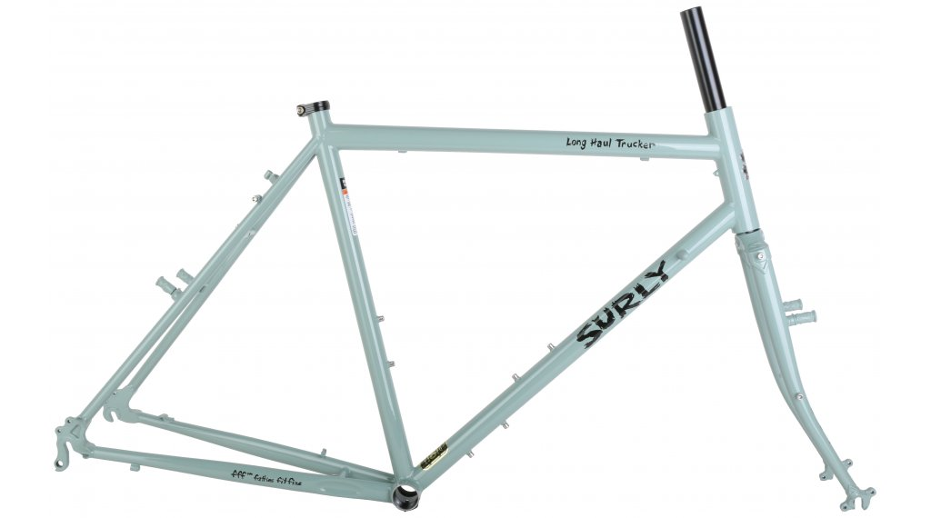 Surly รุ่น Long Haul Trucker สี Cement Head