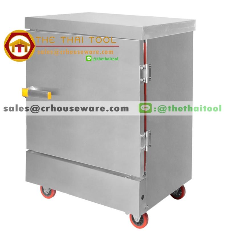 ตู้หุงข้าวไฟฟ้าอุตสาหกรรม 30 ลิตร 005-SBC-WZ-06