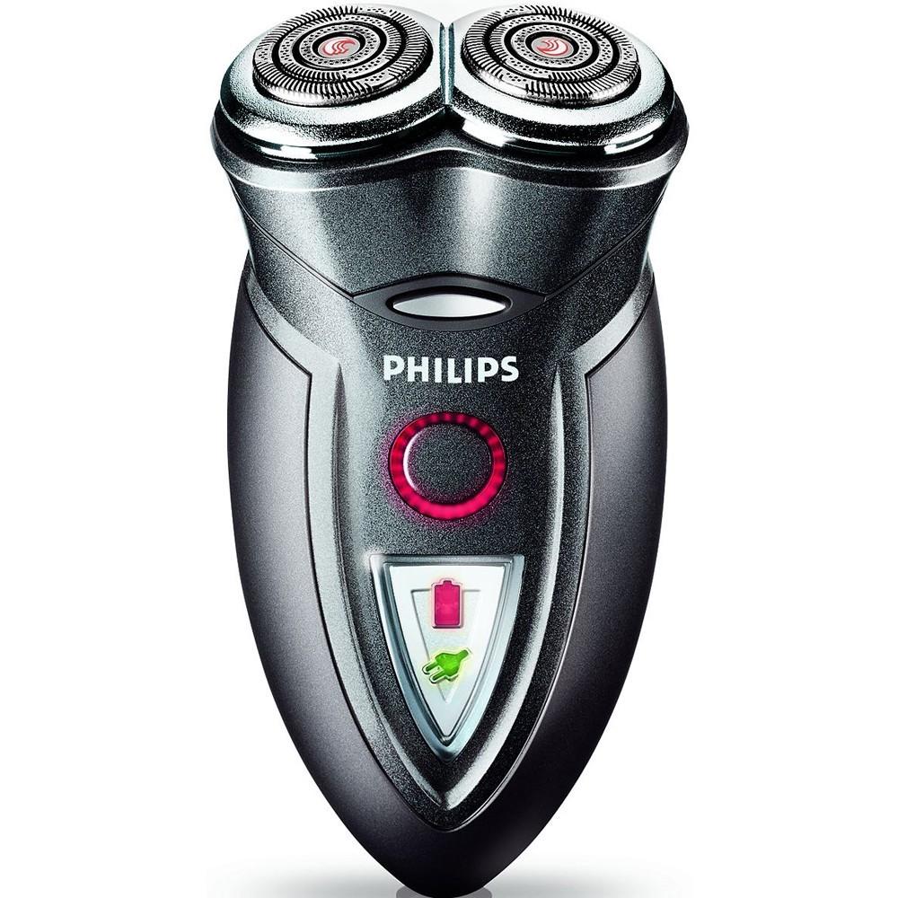 Philips เครื่องโกนหนวดไฟฟ้า รุ่น HQ9080 (สีเทา)