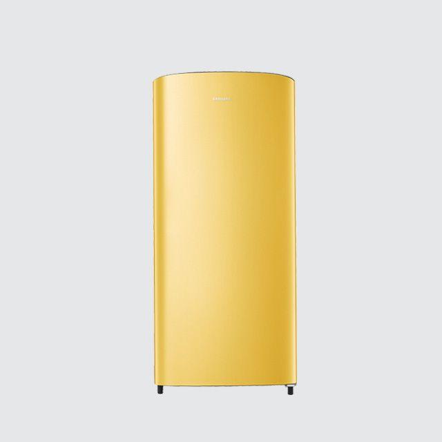 Samsung ตู้เย็น 1 ประตู 6.9 คิว RR19H1049YT/ST สีเหลือง
