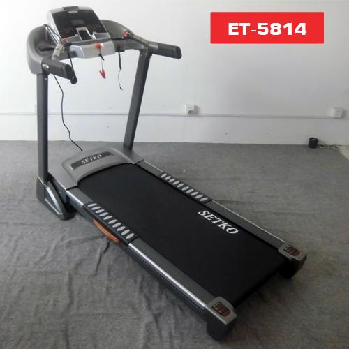 Setko ET5814 ลู่วิ่งไฟฟ้า ขนาด 3HP