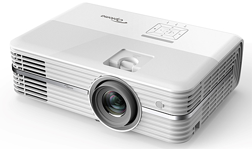 Optoma UHD50 4K 2400 Ansi 500000 คมชัด ราคาเบาๆในระดับ 4K