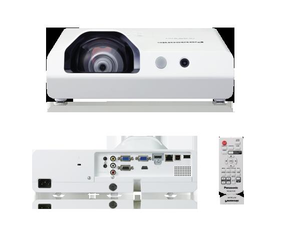 Panasonic PT-TW340EAโปรเจคเตอร์ ST 3,200 lm. WXGA