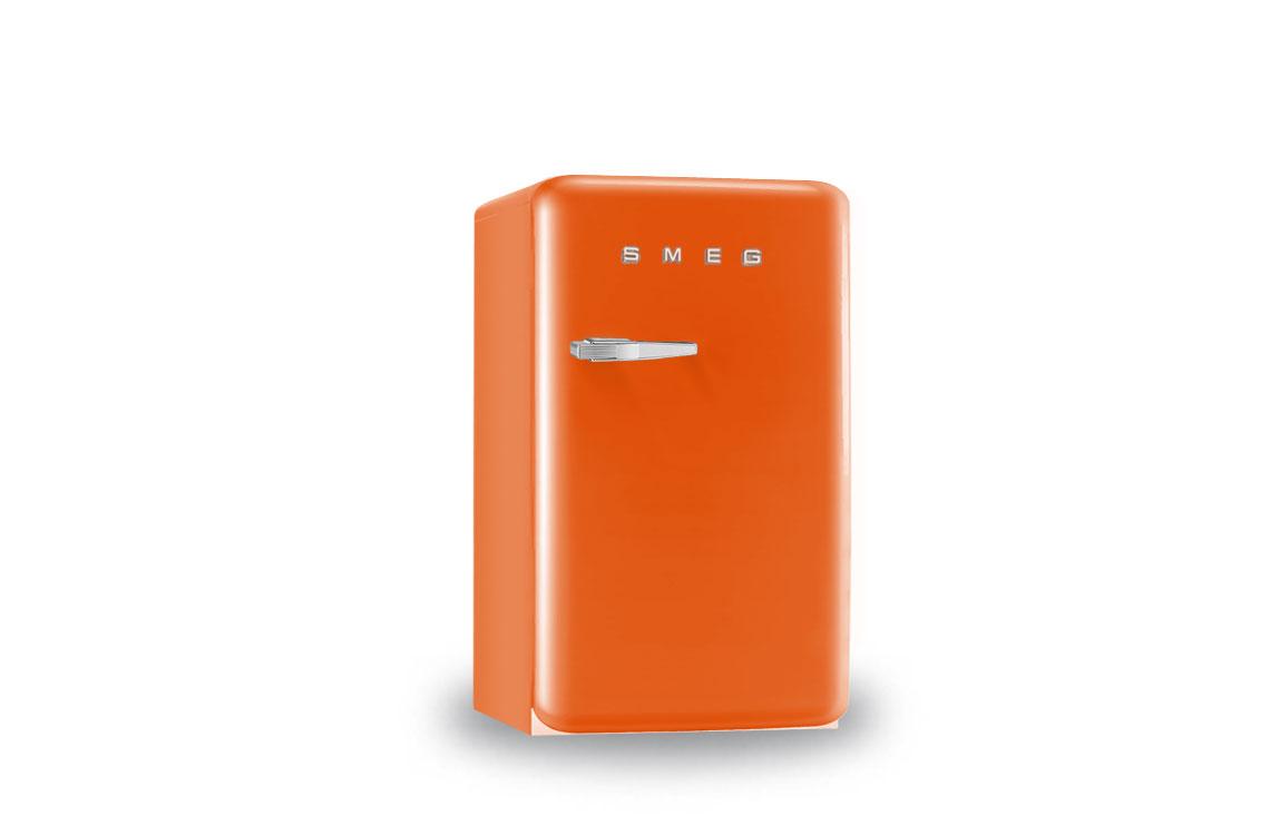 SMEG ตู้เย็น 1 ประตู 4.2 คิว / 120 ลิตร รุ่น FAB10