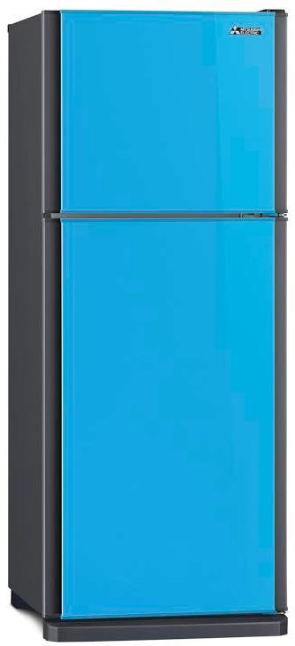 Mitsubishi ตู้เย็น 2 ประตู ขนาด 8.5 คิว รุ่น MR-F26 สีฟ้า