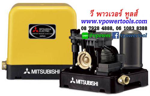 """MITSUBISHI EP-305QS ปั๊มน้ำอัตโนมัติ แรงดันดงที่ ท่อ 1"""""""