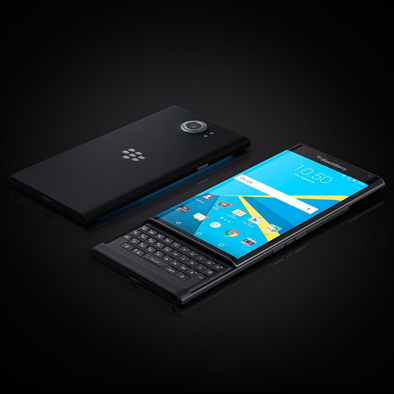 โทรศัพท์ BlackBerry Priv