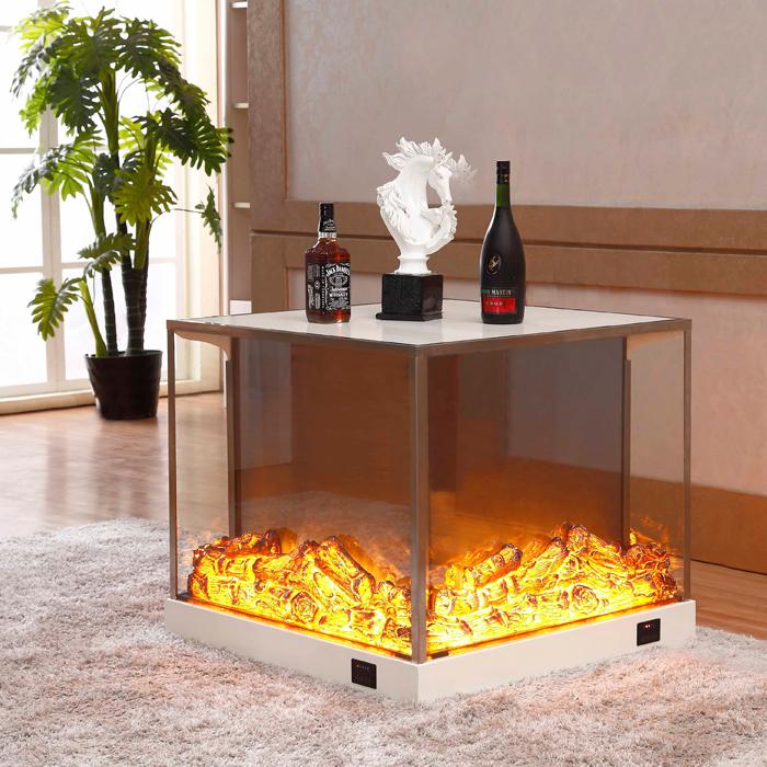 โต๊ะเตาผิงจำลอง