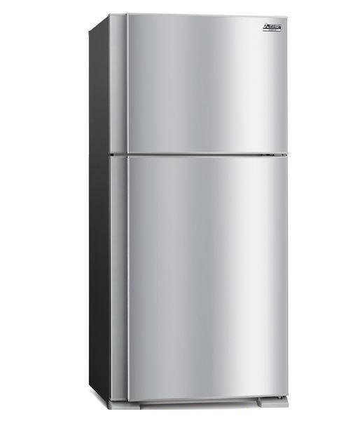 Mitsubishi ตู้เย็น 2 ประตู 16.3 คิว INVERTER รุ่น MR-F50EH-ST (สีสแตนเลส)