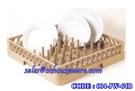 004-JW64B แรกซ์เสียบจานหรือถาดขนาด 64 ช่อง,Dishwashing_rack,Plate,Tray_rack
