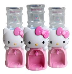 ตู้กดน้ำสุดน่ารักลาย Hello Kitty