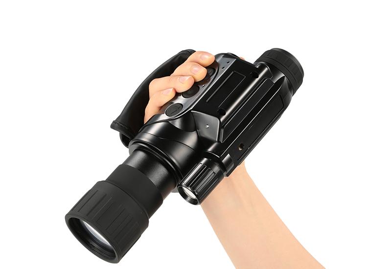 กล้องส่องทางไกล ตาเดียว อินฟาเรด RongLand 6X50 NV-650D