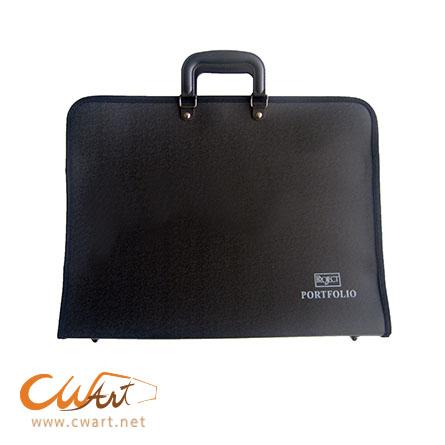 กระเป๋าใส่เเบบProject PVC A2 (มีชั้น+สายรัด)