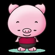 Little Fat Pig BOOKO (ญี่ปุ่น)