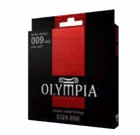 สายกีต้าร์ไฟฟ้าชุด 009-046 ยี่ห้อ Olympia EGS600