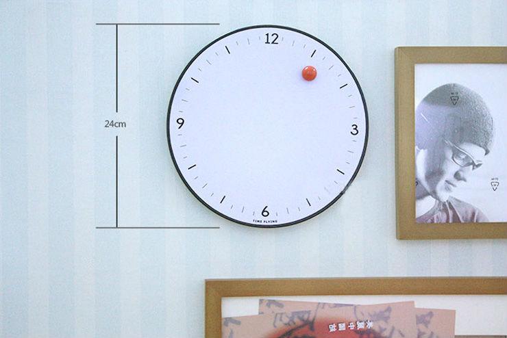 นาฬิกาแม่เหล็ก timeflying clock