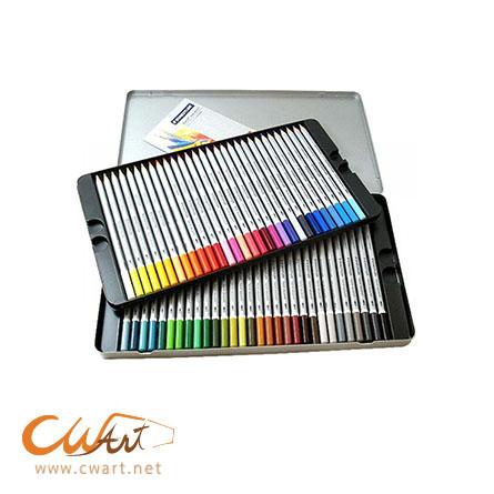 ชุดสีไม้ระบายน้ำStaedtler Karat Aquarell 60สี