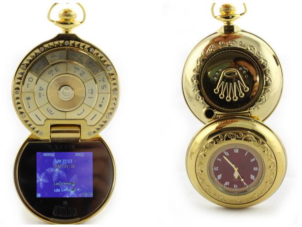 โทรศัพท์ นาฬิกา rolex