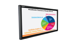 "Razr P-70 LED panel touch screen 70 "" Interactive Projection Board"