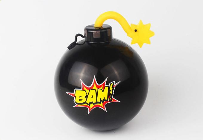 ลูกระเบิดน้ำ juicy bomb