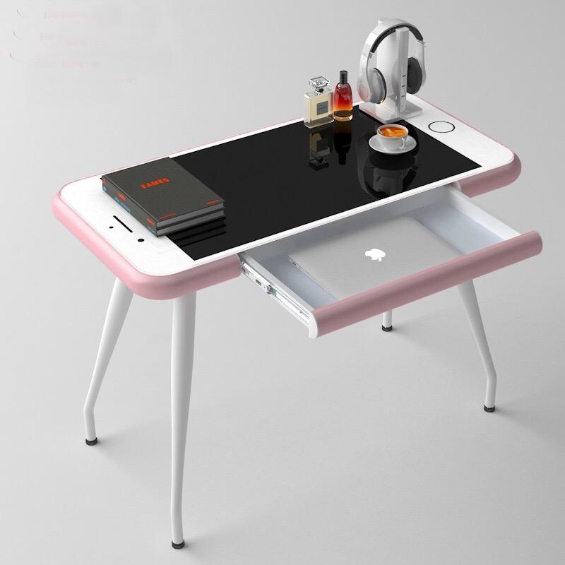 โต๊ะทรงโทรศัพท์ iphone