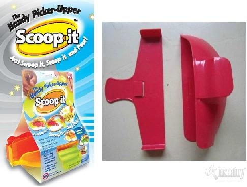 เครื่องช่วยจับผัก Scoop It