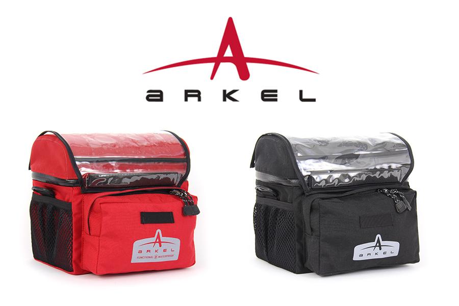 ARKEL HANDLEBAR BAG - Small