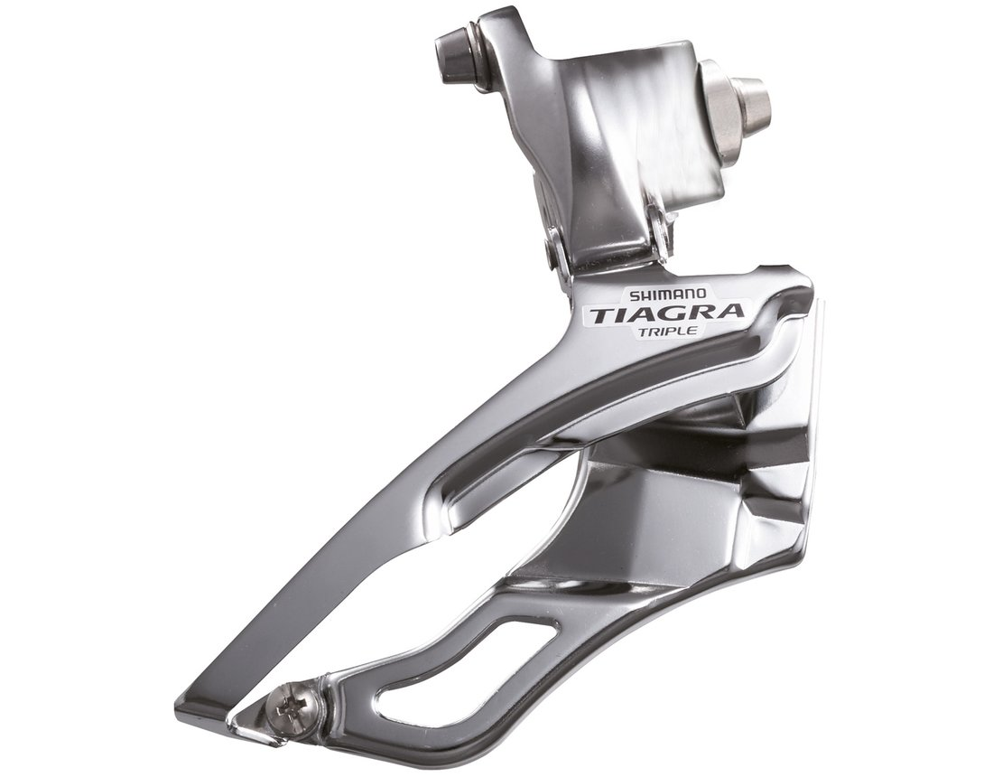 Shimano Tiagra 3x9-speed Front Derailleur FD-4503 Braze-On