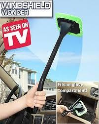 ที่ทำความสะอาดรถยนต์ พับเก็บได้ windshield wonder