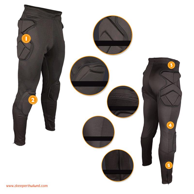 Goalkeeper Protective Pants